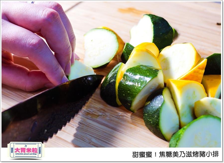梅爾雷赫頂級初榨橄欖油食譜@焦糖美乃滋豬小排@大胃米粒00006.jpg