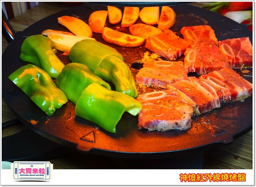 神燈紅外線燒烤盤@大胃米粒00061.jpg