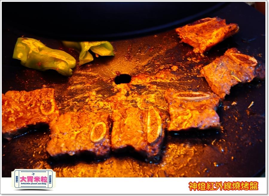 神燈紅外線燒烤盤@大胃米粒00063.jpg