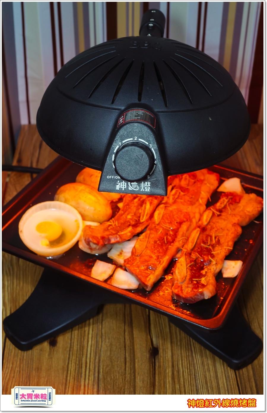 神燈紅外線燒烤盤@大胃米粒00049.jpg
