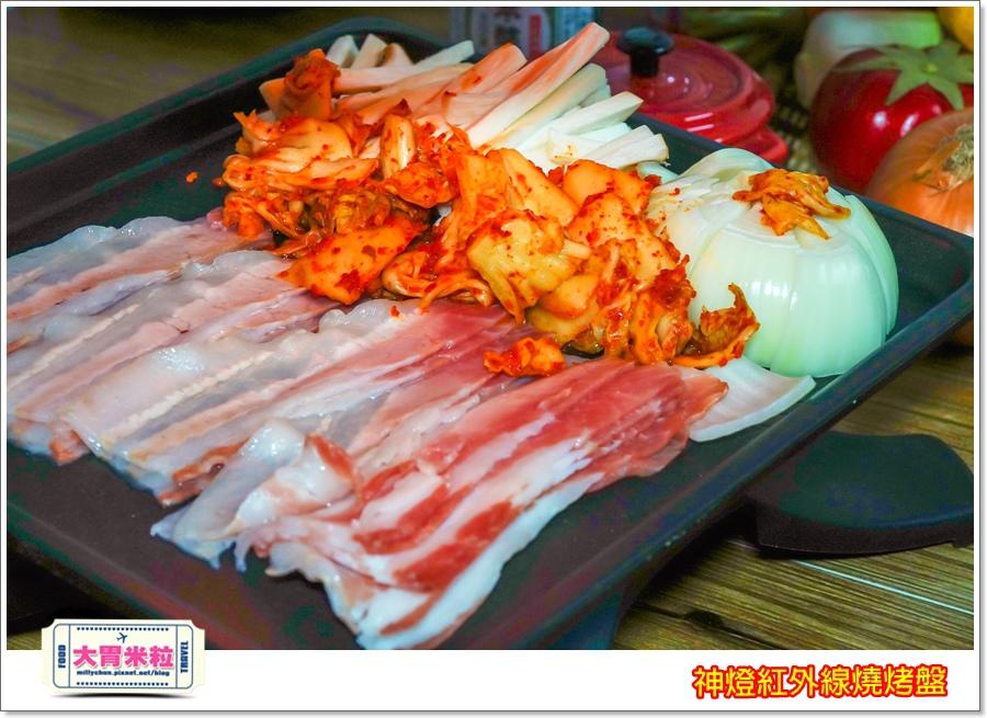 神燈紅外線燒烤盤@大胃米粒00033.jpg