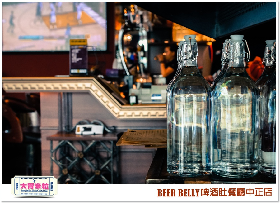 BEERBELLY啤酒肚餐廳中正店@大胃米粒00012.jpg