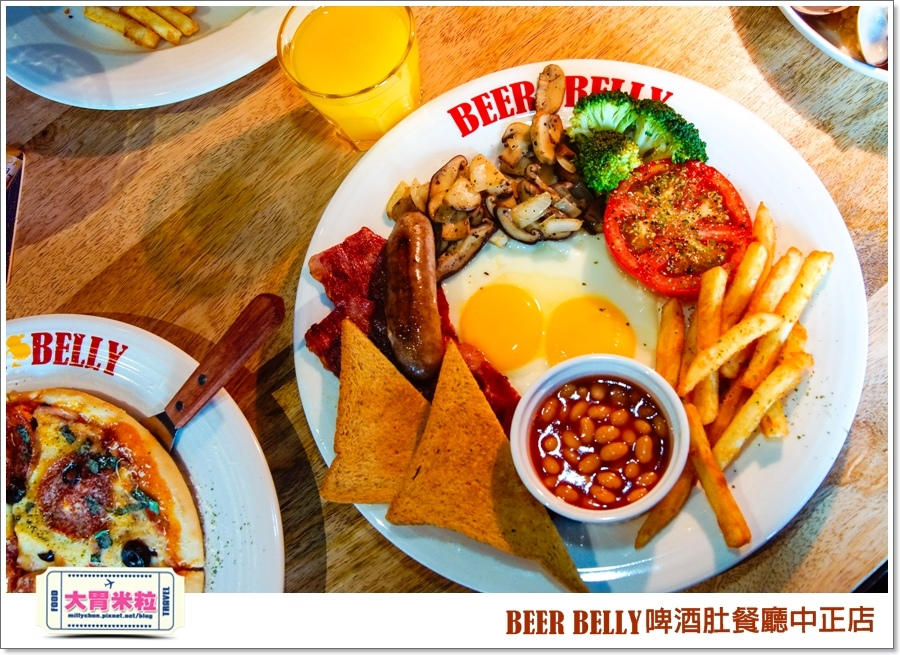BEERBELLY啤酒肚餐廳中正店@大胃米粒00042.jpg