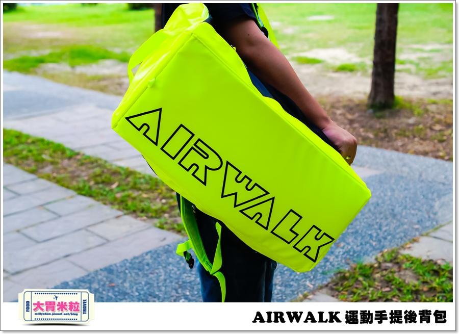 AIRWALK 運動手提後背包@大胃米粒00005.jpg