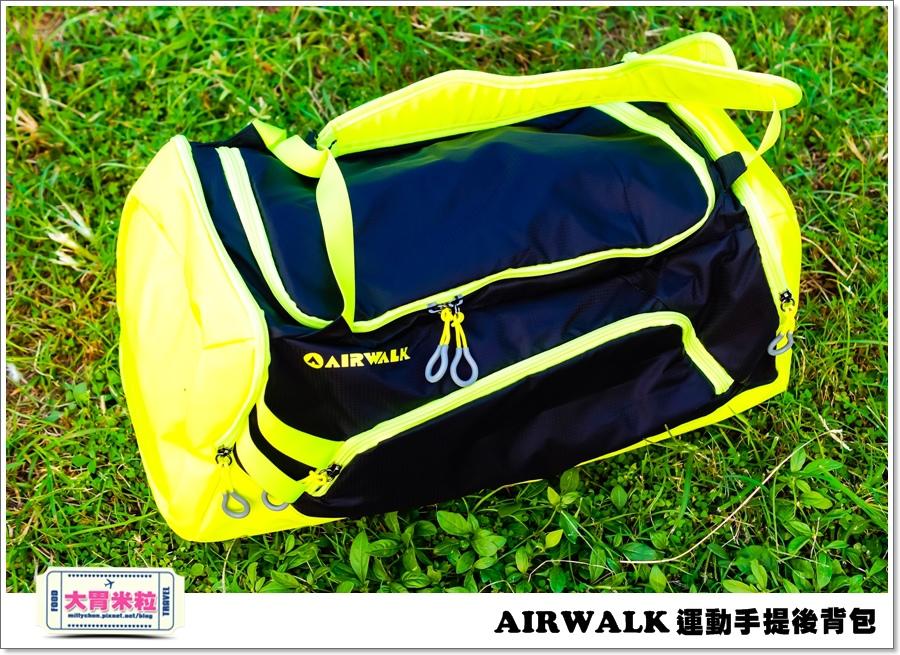 AIRWALK 運動手提後背包@大胃米粒00015.jpg