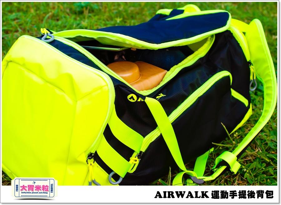 AIRWALK 運動手提後背包@大胃米粒00017.jpg