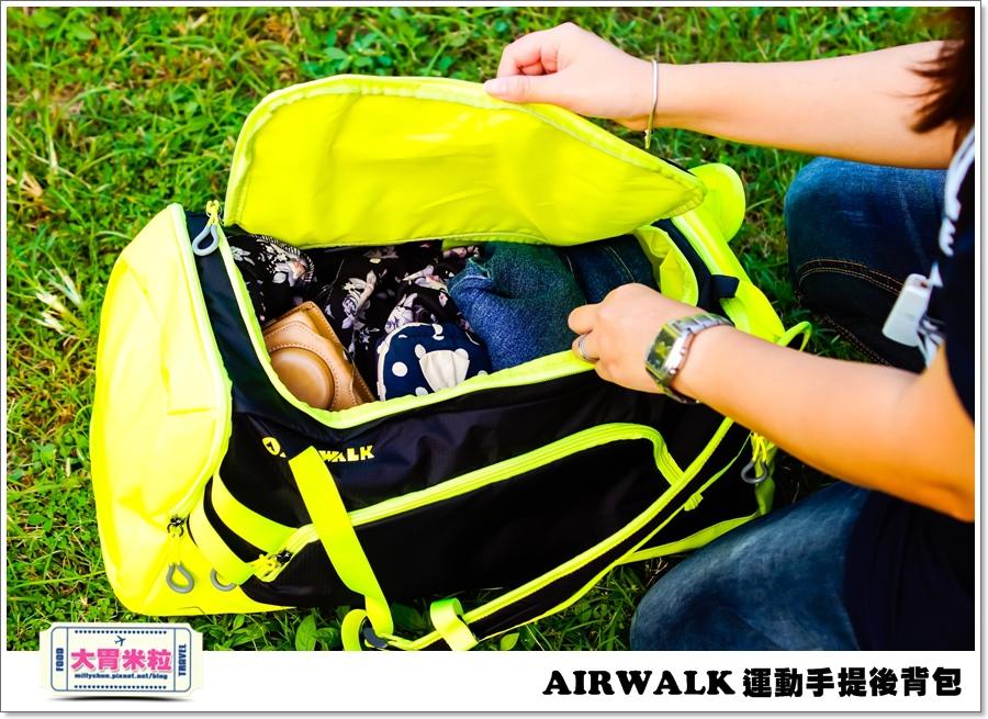 AIRWALK 運動手提後背包@大胃米粒00019.jpg