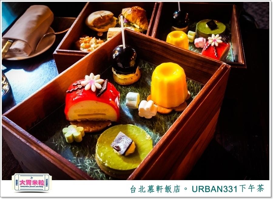 台北慕軒飯店 URBAN331雙層木盒下午茶@大胃米粒0029.jpg