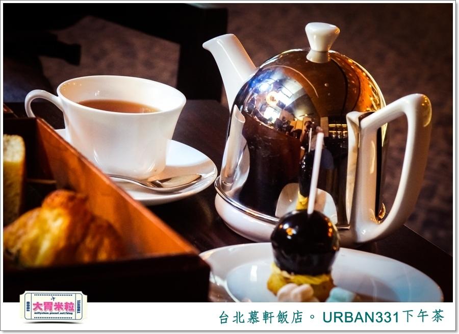 台北慕軒飯店 URBAN331雙層木盒下午茶@大胃米粒0045.jpg