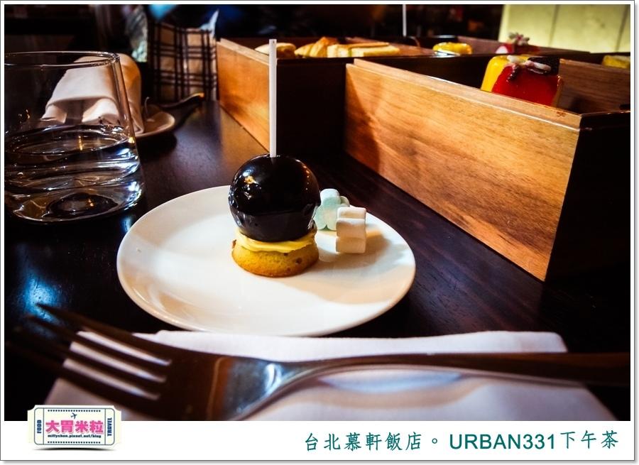 台北慕軒飯店 URBAN331雙層木盒下午茶@大胃米粒0042.jpg