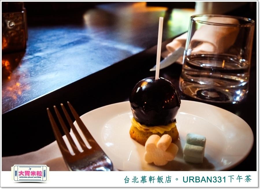 台北慕軒飯店 URBAN331雙層木盒下午茶@大胃米粒0043.jpg