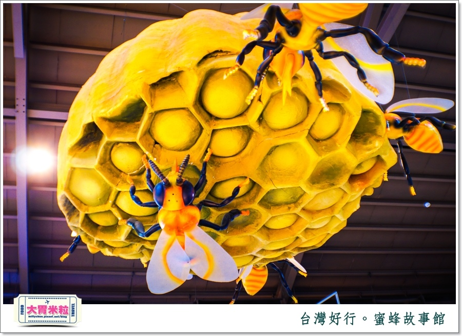 台灣好行雲林斗六古坑線-蜜蜂故事館@大胃米粒0011.jpg