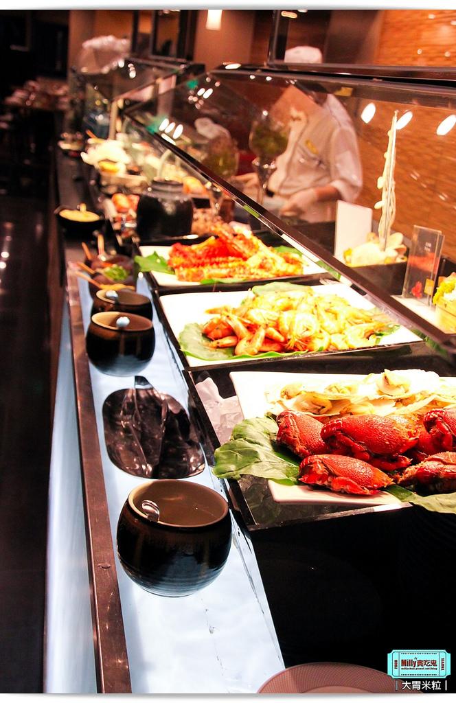 香格里拉CAFE海鮮吃到飽0012