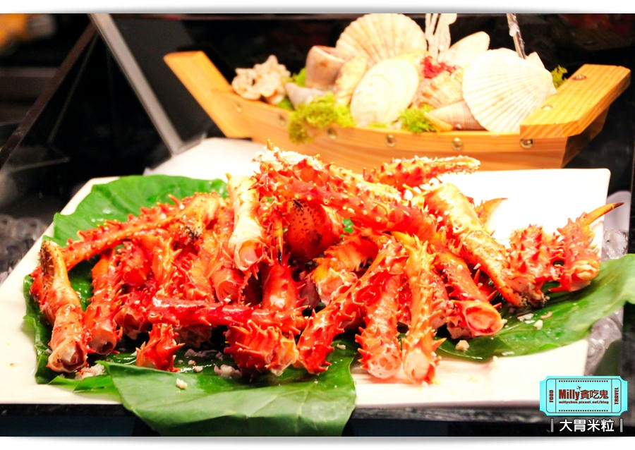 香格里拉CAFE海鮮吃到飽0016