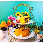 日本NARUMI鳴海骨瓷午茶杯盤組0017