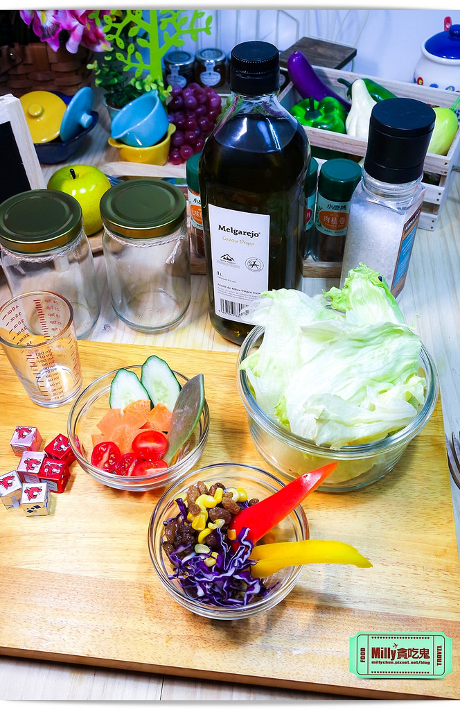 西班牙梅爾雷赫橄欖油x玻璃罐沙拉0005