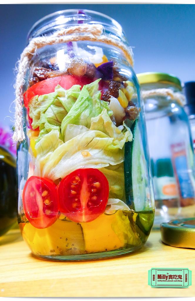 西班牙梅爾雷赫橄欖油x玻璃罐沙拉0016