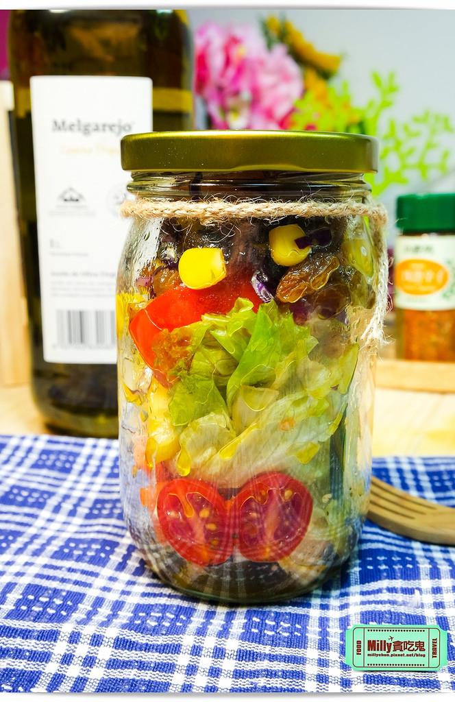 西班牙梅爾雷赫橄欖油x玻璃罐沙拉0021