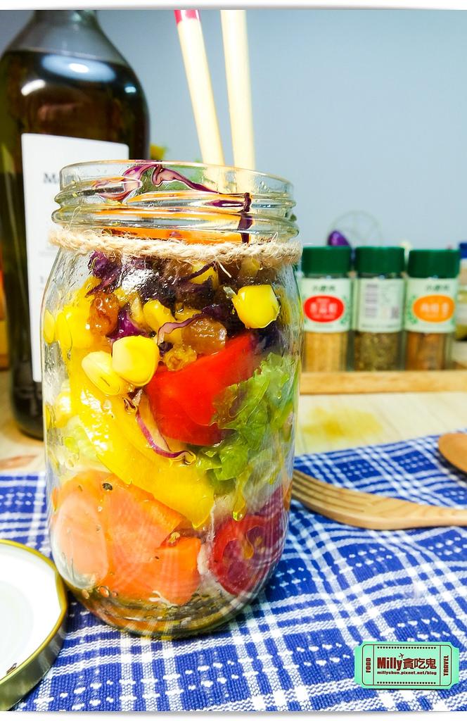 西班牙梅爾雷赫橄欖油x玻璃罐沙拉0022