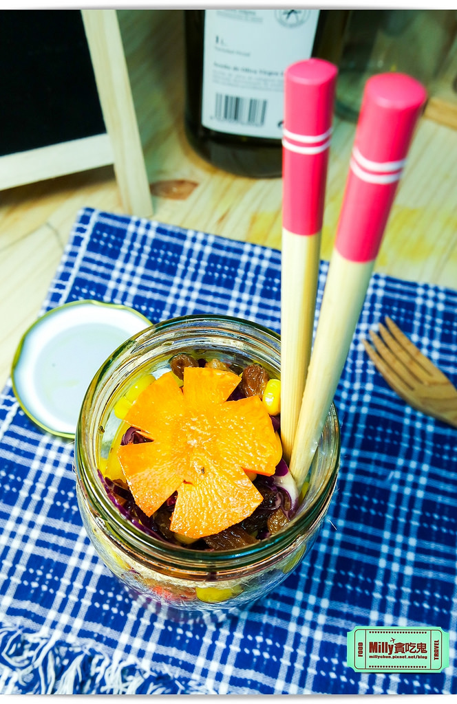 西班牙梅爾雷赫橄欖油x玻璃罐沙拉0023
