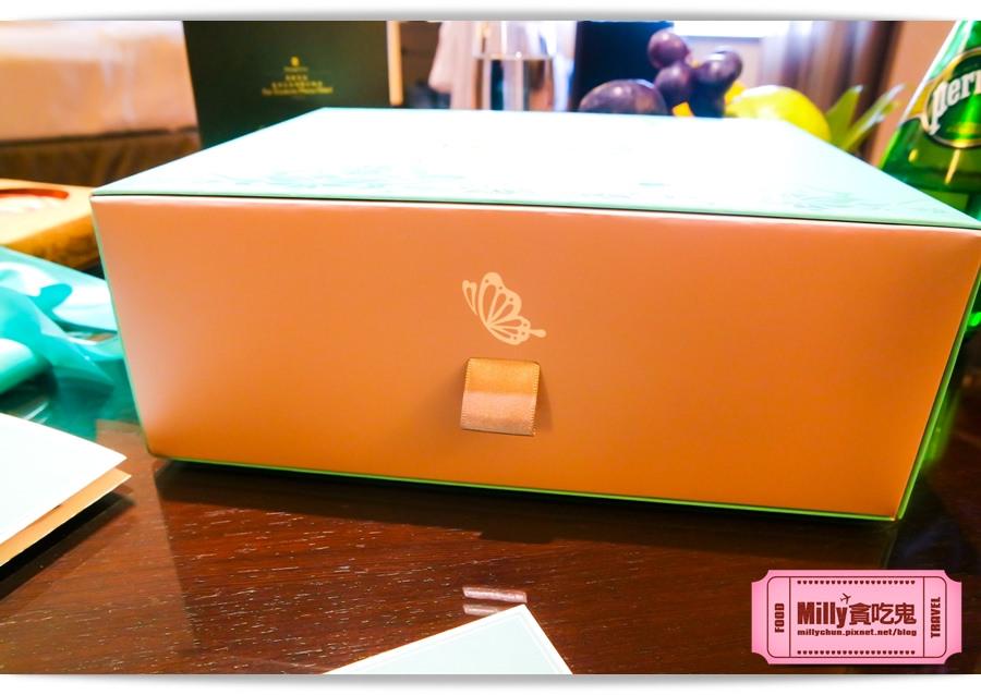 HERDOR 花漾藍絲禮盒0006