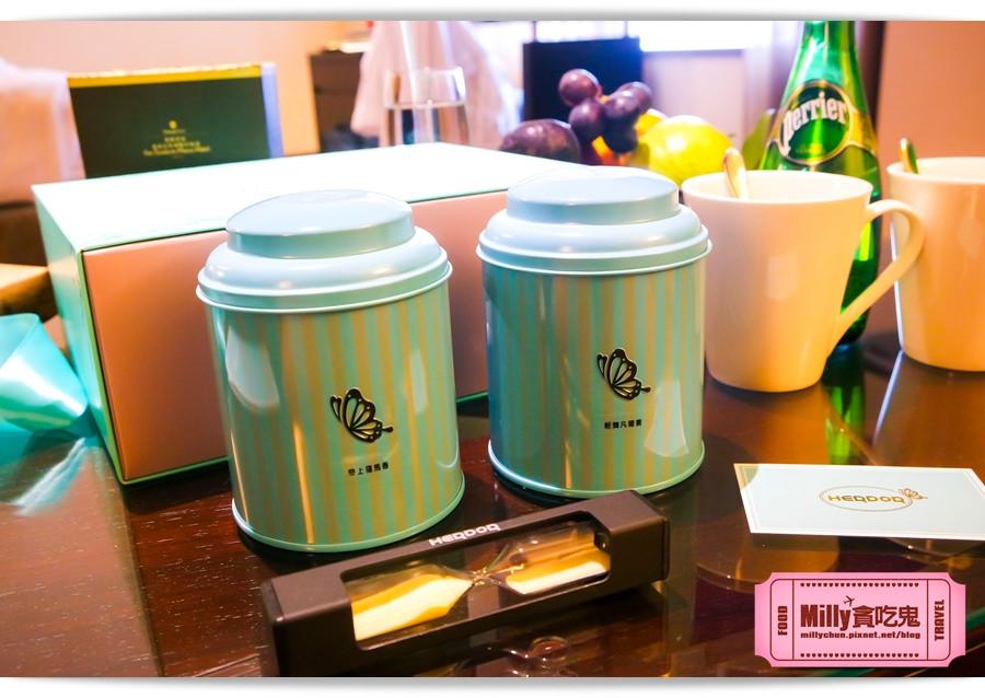 HERDOR 花漾藍絲禮盒0010