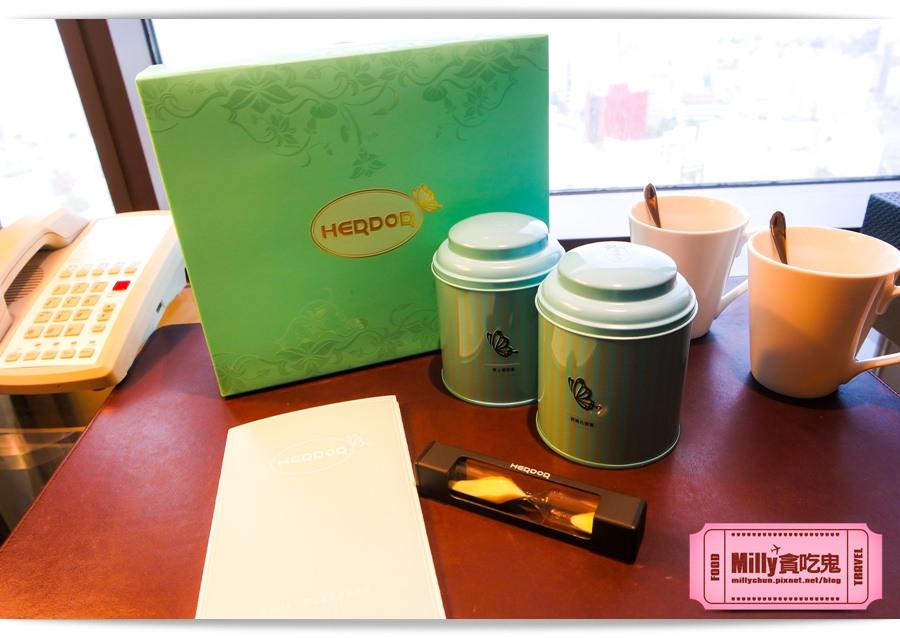 HERDOR 花漾藍絲禮盒0016
