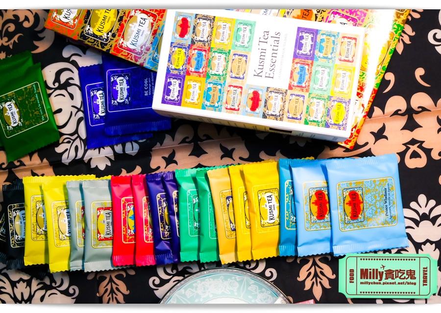KUSMI TEA 特選暢銷風味茶包組0013