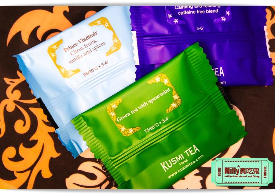 KUSMI TEA 特選暢銷風味茶包組0020