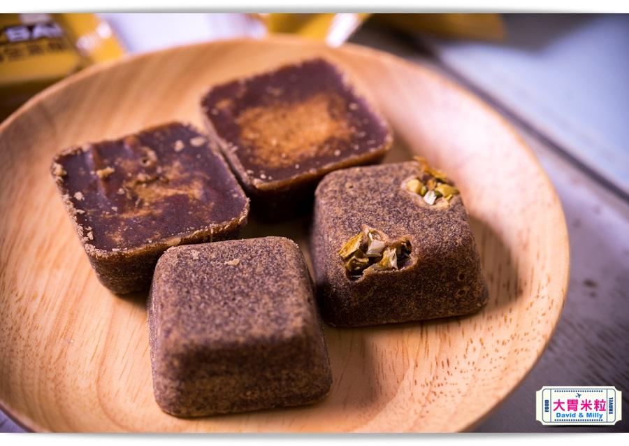 吃吃BAR黑糖磚