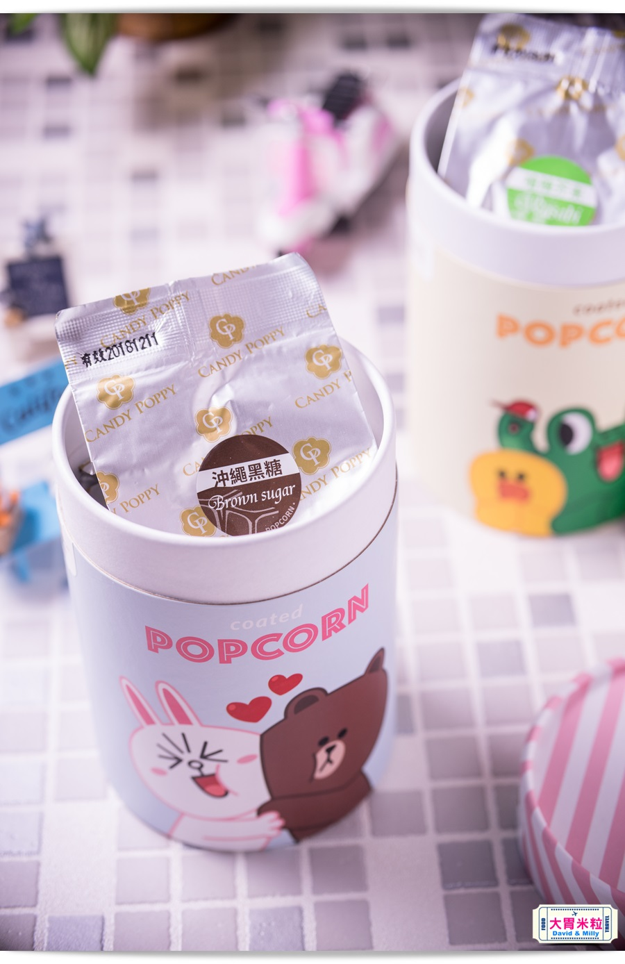 CandyPoppy糖果波比
