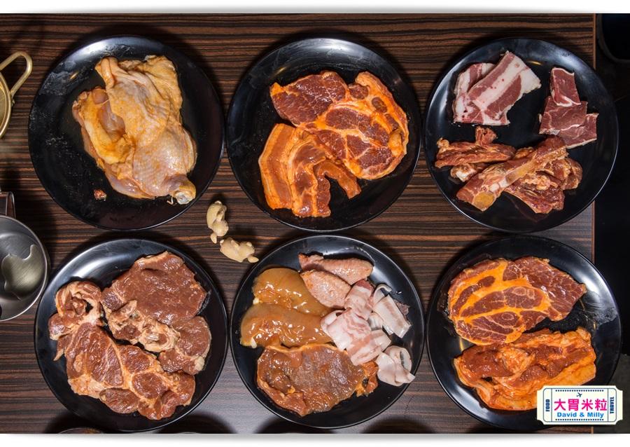 咚豬咚豬韓式烤肉吃到飽