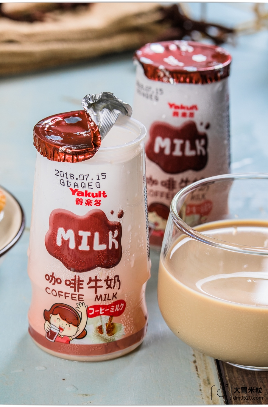 瑞穗咖啡牛奶