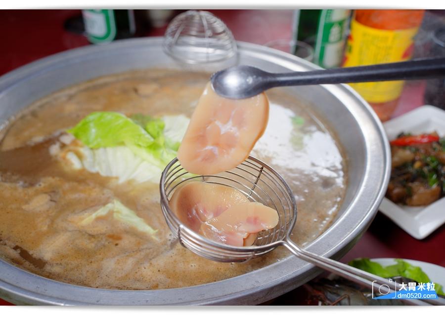 牛大福沙茶火鍋