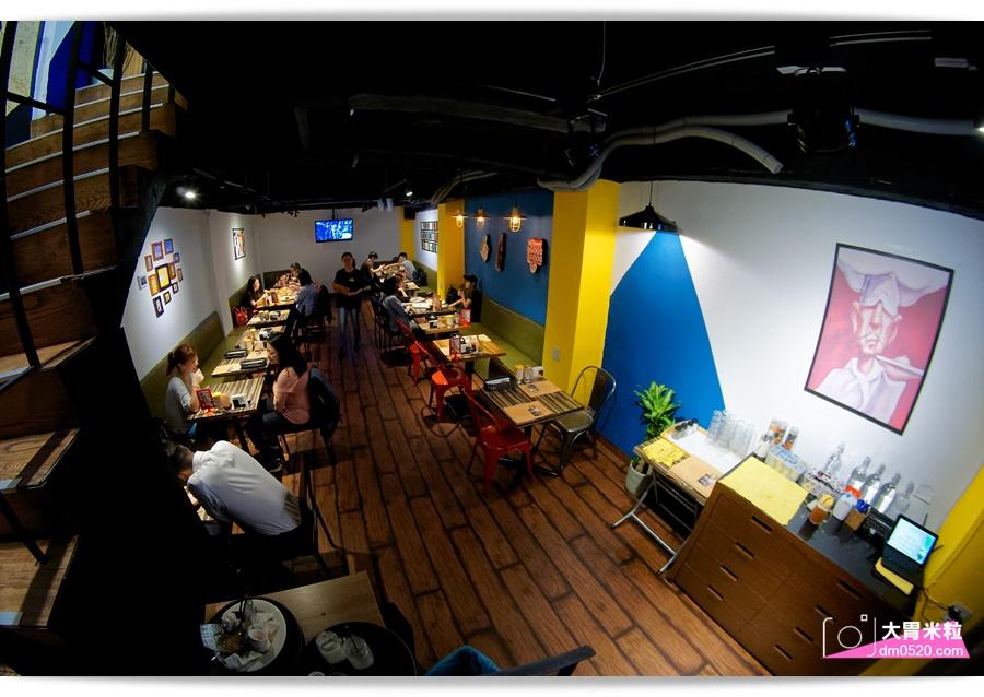 史丹貓美式餐廳西門店