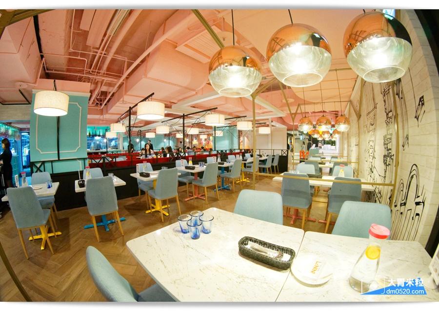 樂尼尼義式餐廳桃園統領店
