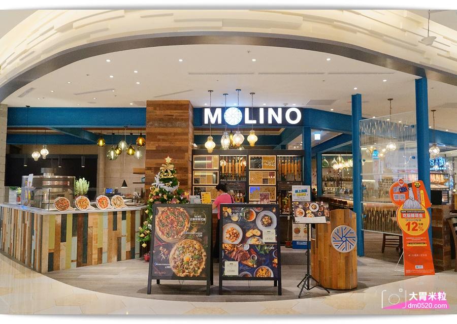 MOLINO手工義大利麵工場