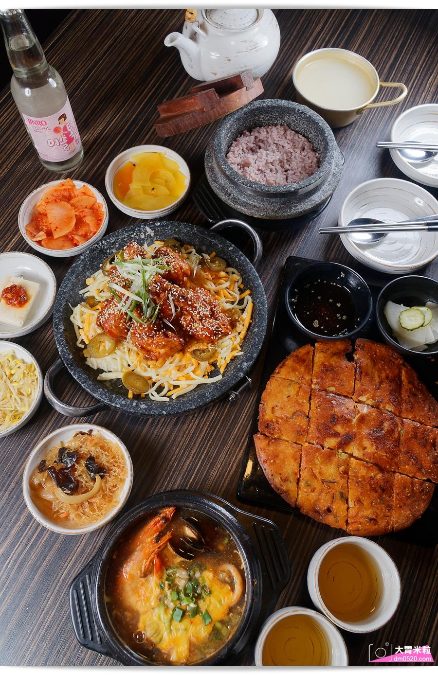 玉豆腐韓國家庭料理
