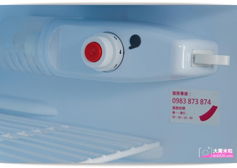 Kolin歌林90L雙門小冰箱