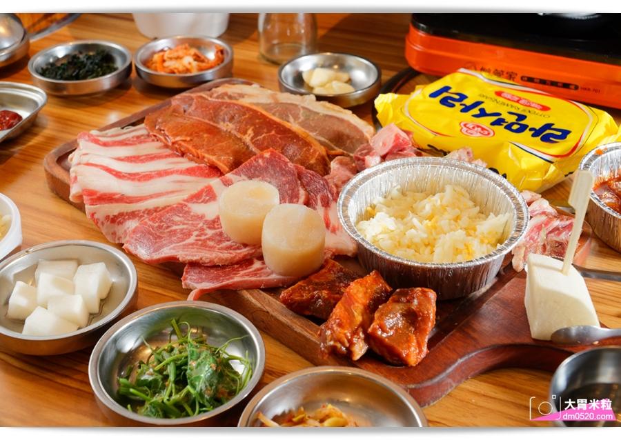 啾哇嘿喲韓式烤肉專門店