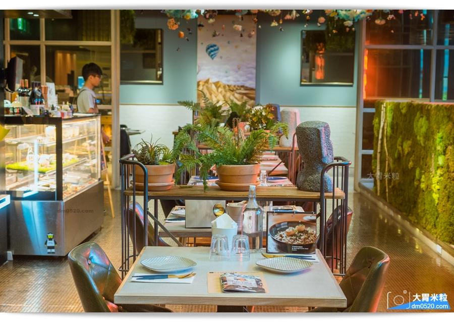 棧F.M.L Cafe花樣拿鐵