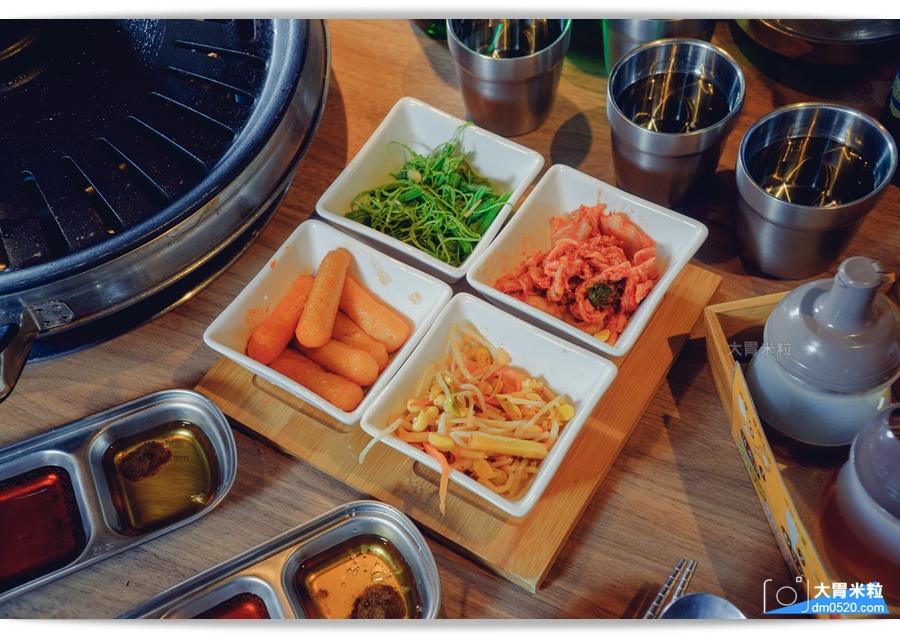小豬樂石韓式烤肉東湖店