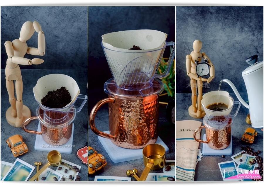 貝納頌冷熱萃咖啡包