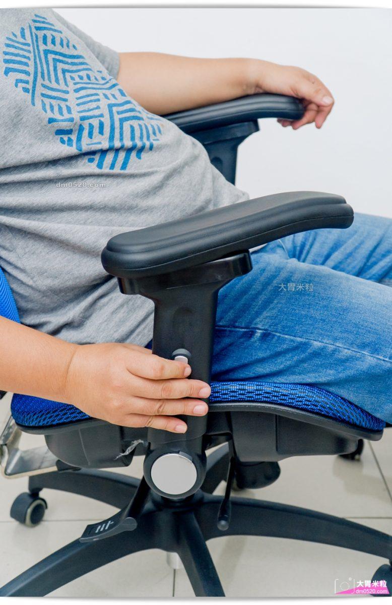 空間特工雙背護腰電腦椅