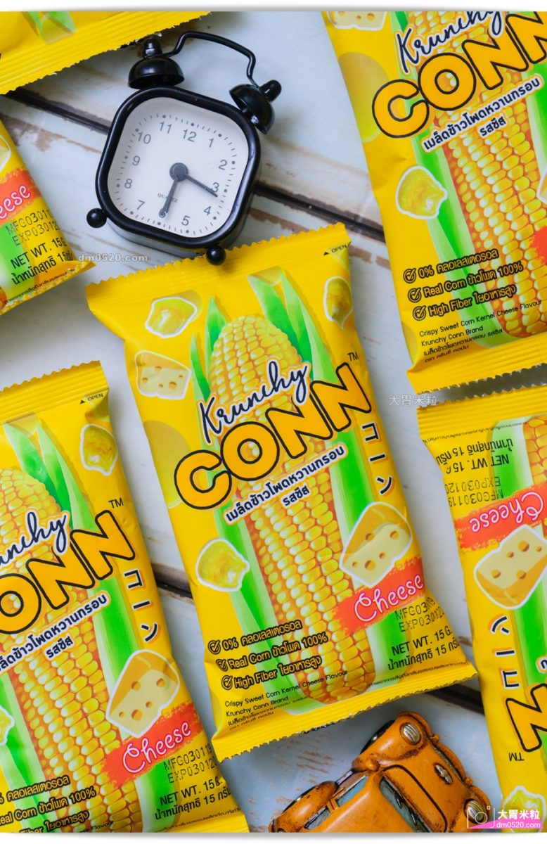 泰國CONN香脆玉米粒