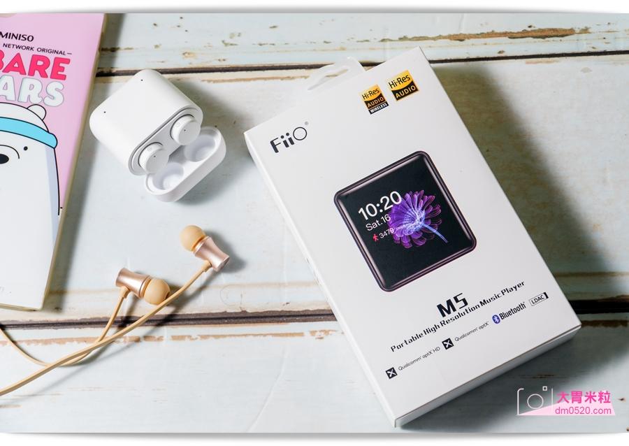 飛傲FiiO M5