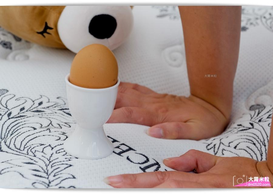 HoKum齁睏獨立筒床墊