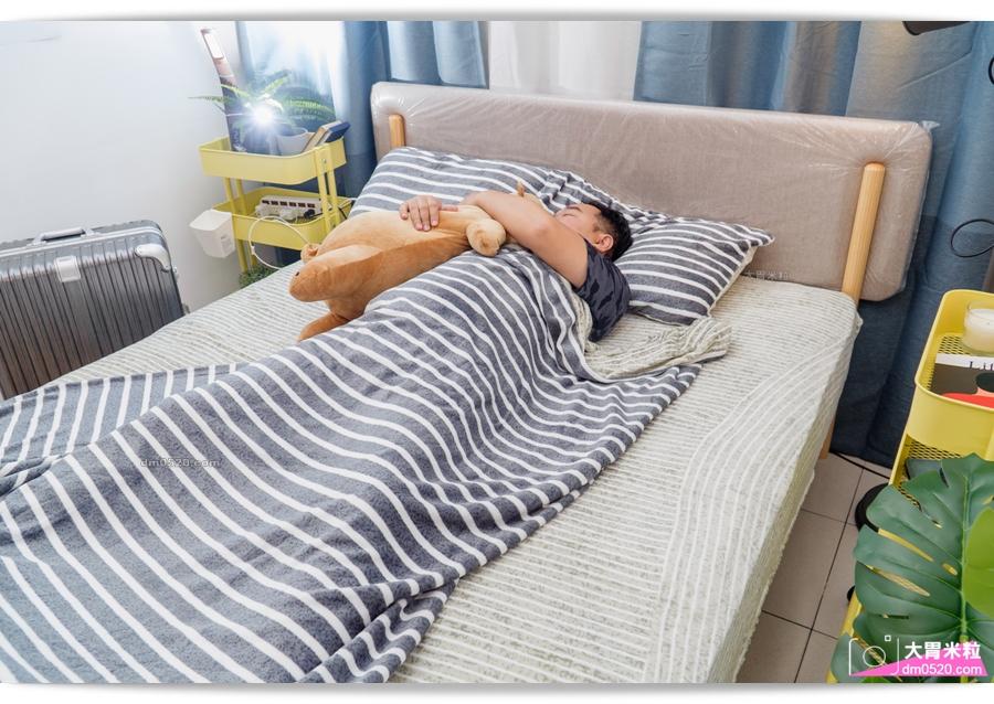 床墊奈奈涼感床墊