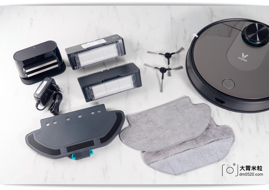 VIOMI雲米智慧互聯掃地機器人Pro