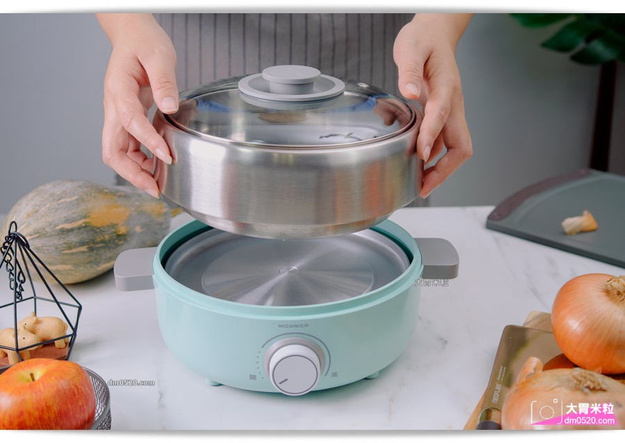 NICONICO日式多功能美型鍋